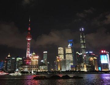 絶対行きたい!上海の夜景・絶景スポット☆効率の良い回り方☆豫園・外灘