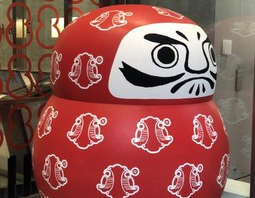 上野おすすめスポット‼︎パルコヤが1周年でだるまジェニック♡無料プレゼントも開催中