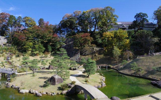 金沢城公園 (Kanazawa Castle Park)