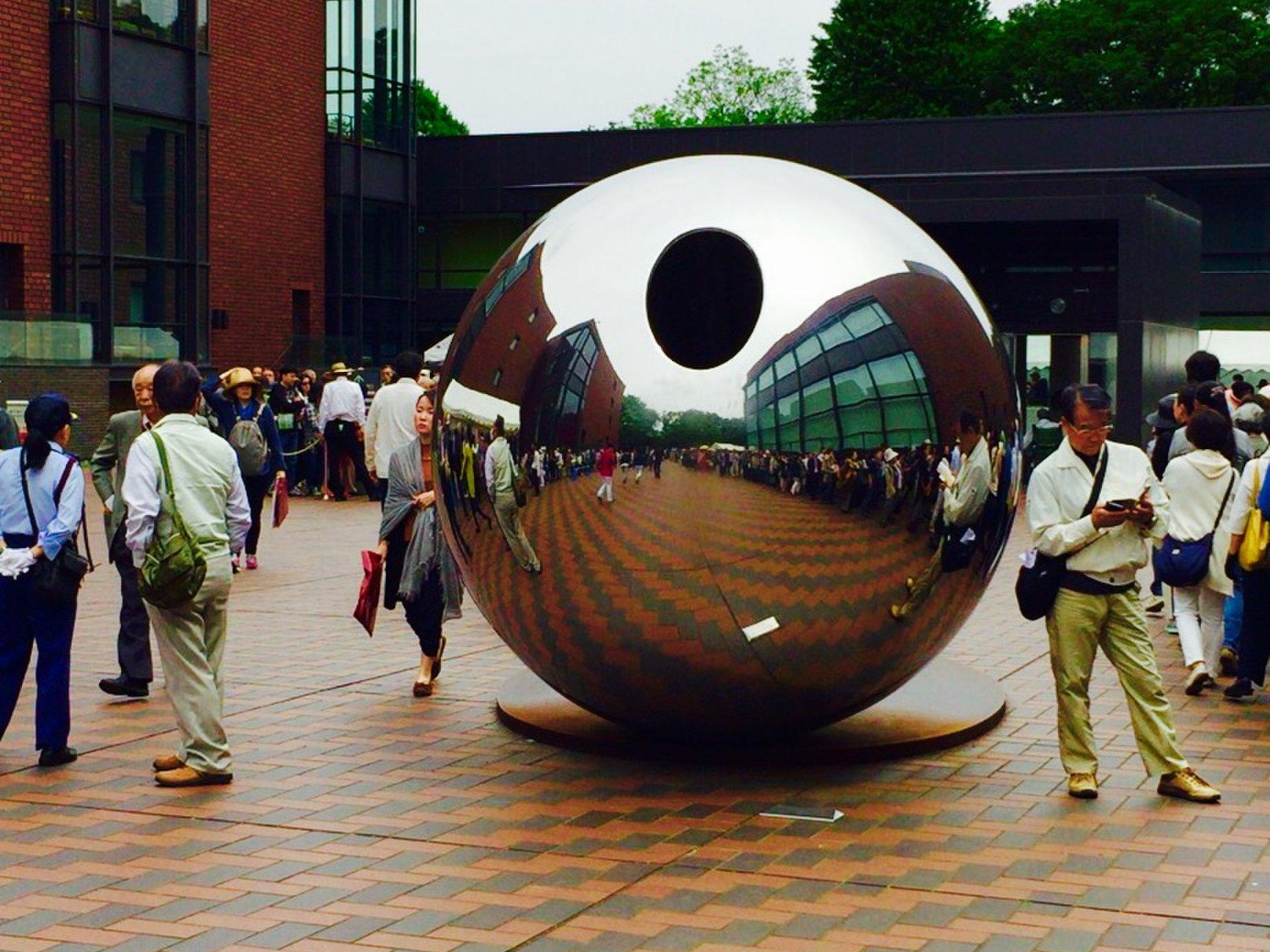 【芸術の季節に行きたい!】上野公園内の美術館と周辺のおしゃれカフェで落ち着いた時間を!