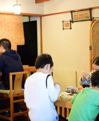 高原茶寮 福風