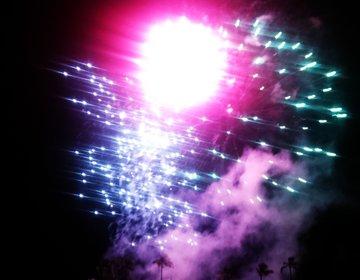ハワイ旅行におすすめ!金曜夜はヒルトで無料花火大会!穴場の絶景ポイントはここ!