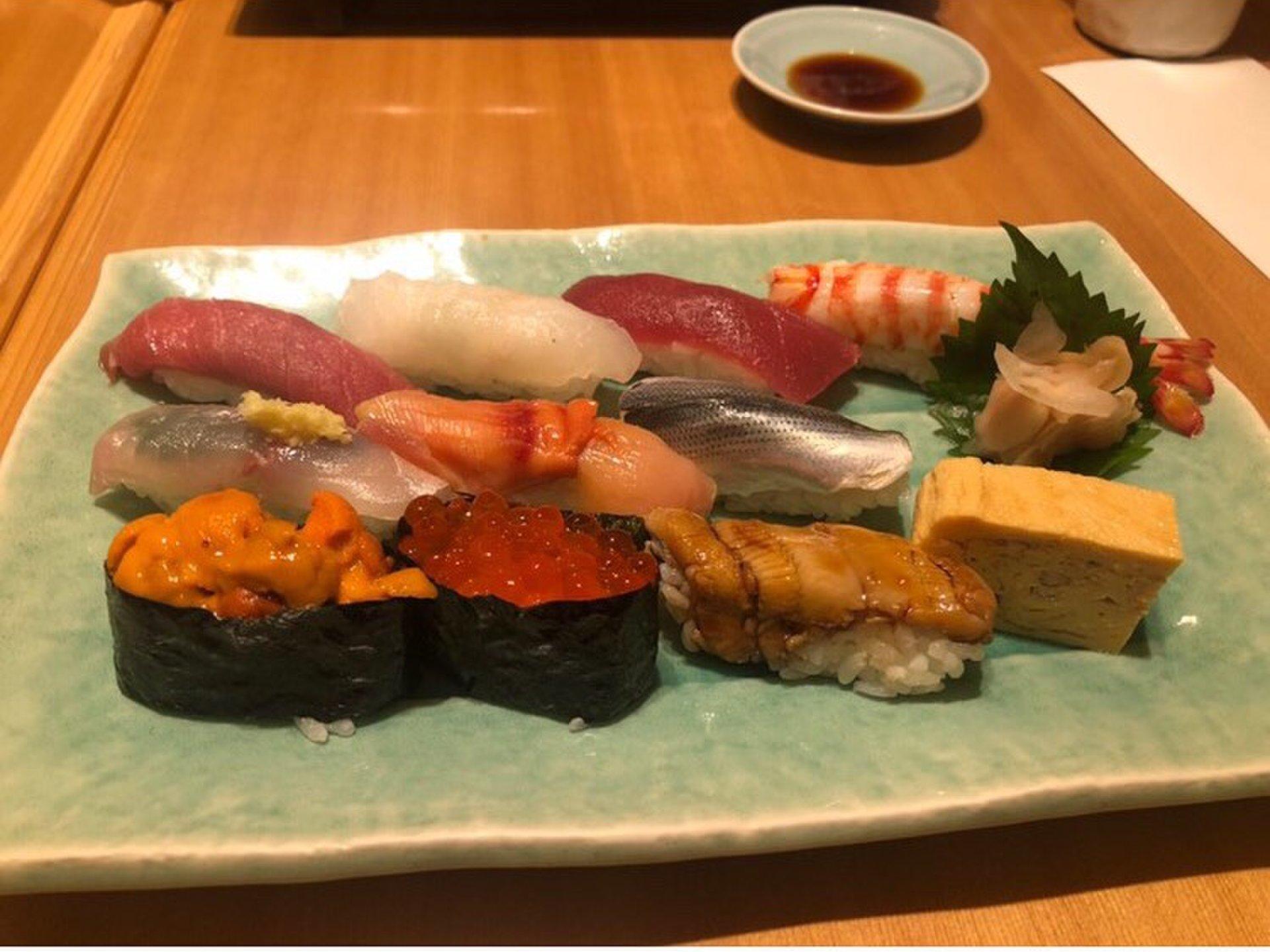 予約のいらないすきやばし次郎からの日本橋食べまくりデート