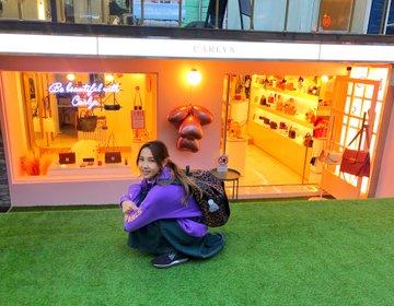 韓国旅行おしゃれスポット『弘大(ホンデ)』♡ピンクジェニック5店舗‼︎