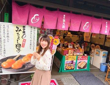 【川越で小江戸巡り】東京都内から1時間!カップルで行く小江戸観光と食べ歩き♡