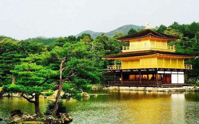 鹿苑寺 (金閣寺) Kinkaku-ji