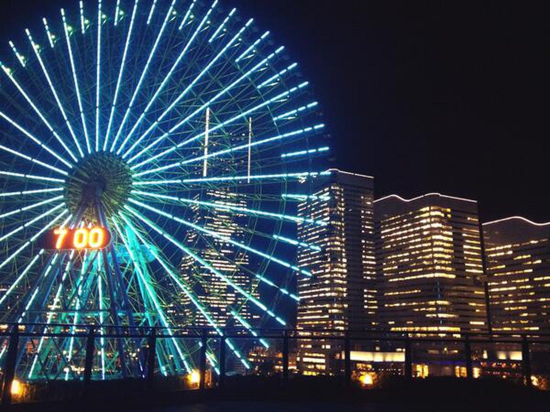 横浜・みなとみらい観光!デートにおすすめ!話題のカップヌードルミュージアムから万葉の湯へ!