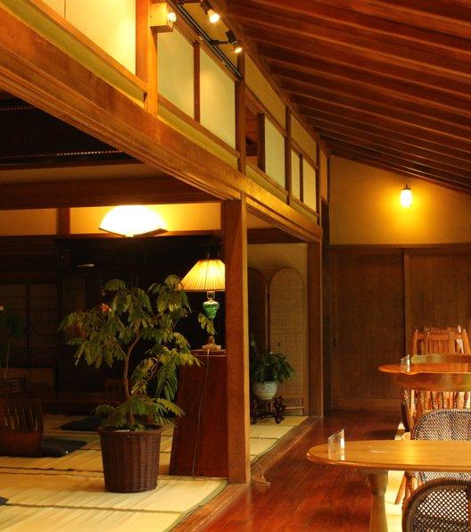 縁側カフェ