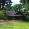 旧岩崎邸庭園 撞球場(ビリヤード場)