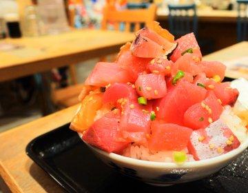 【ヘルシー・満腹】980円で刺身盛り放題!ヘルシーで女性に人気♡コスパ最強の福岡飯を食べよう!
