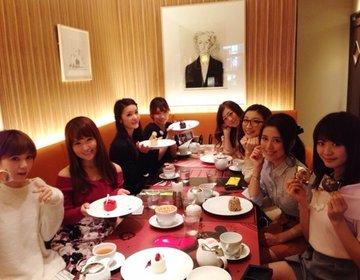 """世界のショコラ素材を活かしたスイーツが食べられる!赤坂の""""デリーモ""""でチョコレート女子会♥"""
