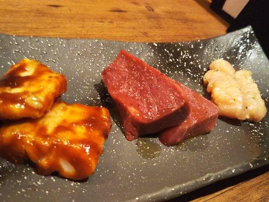 【閉店】炭火焼肉ぶち 赤坂店