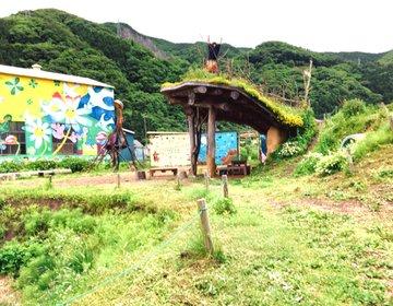 【公園全体がアート】公園で遊べなくなった子どもたちの為に造りあげた釜石のとある公園が凄かった