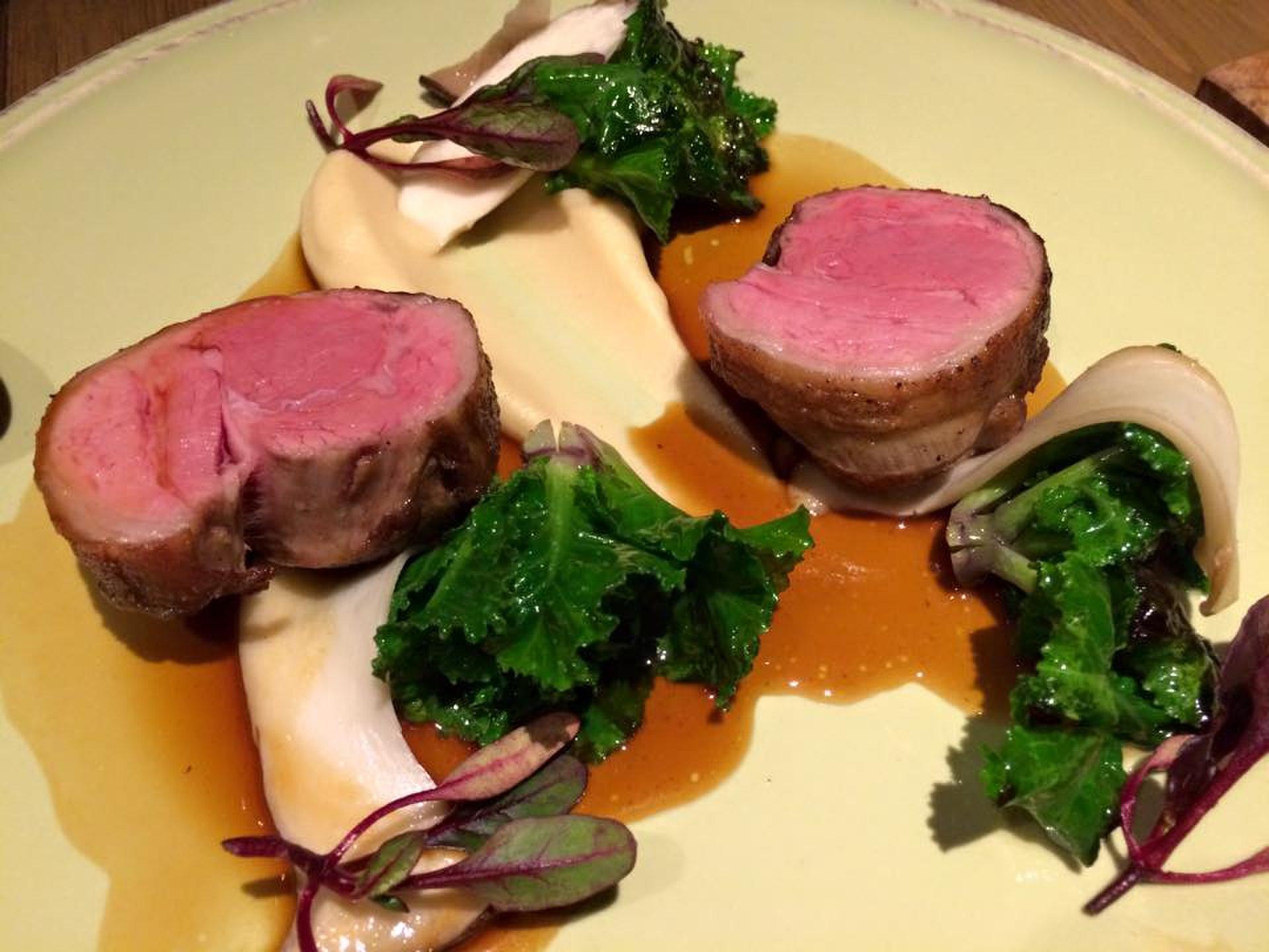 【銀座キラリトギンザ】雰囲気抜群なレストランでオーガニック料理を頂く。デートに最高なロケーション♪
