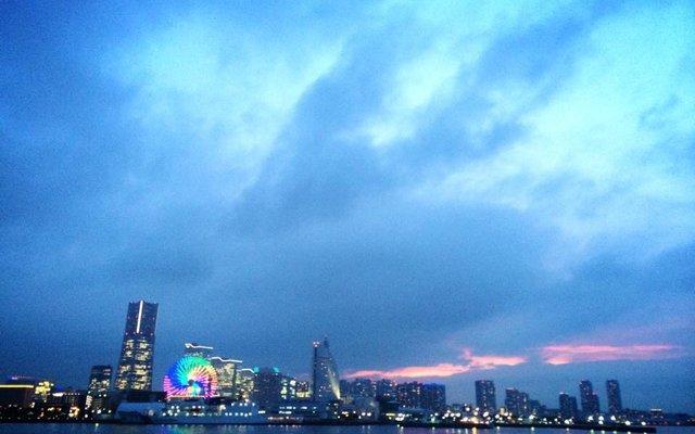 横浜港 大さん橋 国際客船ターミナル