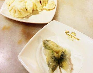 姉妹でシンガポール☆マリーナベイサンズのフードコートで早朝に食べられる点心!