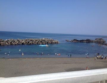 【伊豆大島】夏だ!海だ!島だ!これであなたも島ボーイ&島ガールに♪【海水浴編】