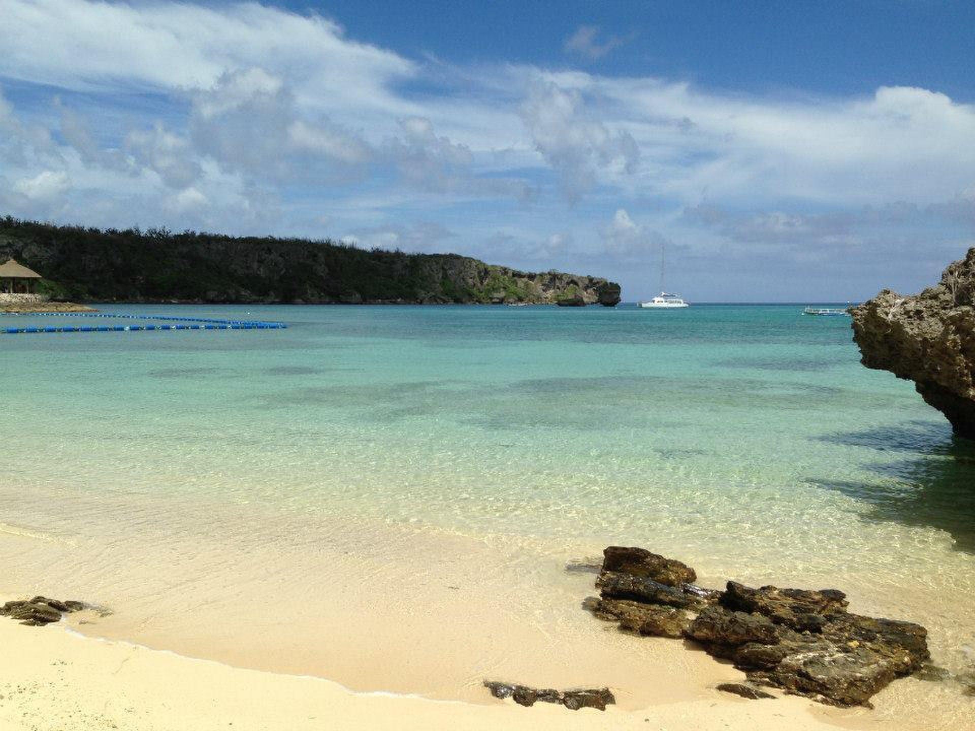 【沖縄旅行の絶対外せないオススメスポット】最後は海人の案内で絶景夕日スポットへ