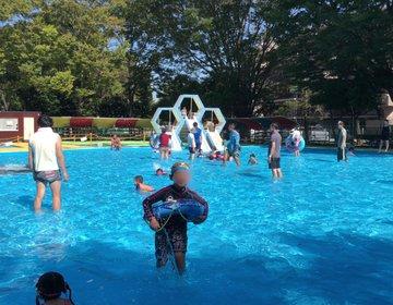 【船橋市】無料で楽しめるプール!小さなお子様がいる方にオススメ!