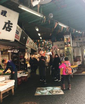 柳橋連合市場