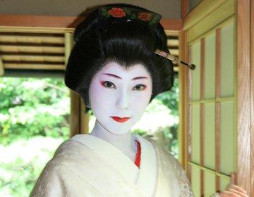 【京都で舞妓体験プラン】やるなら誰より可愛くなりたい!舞妓姿で観光散策!
