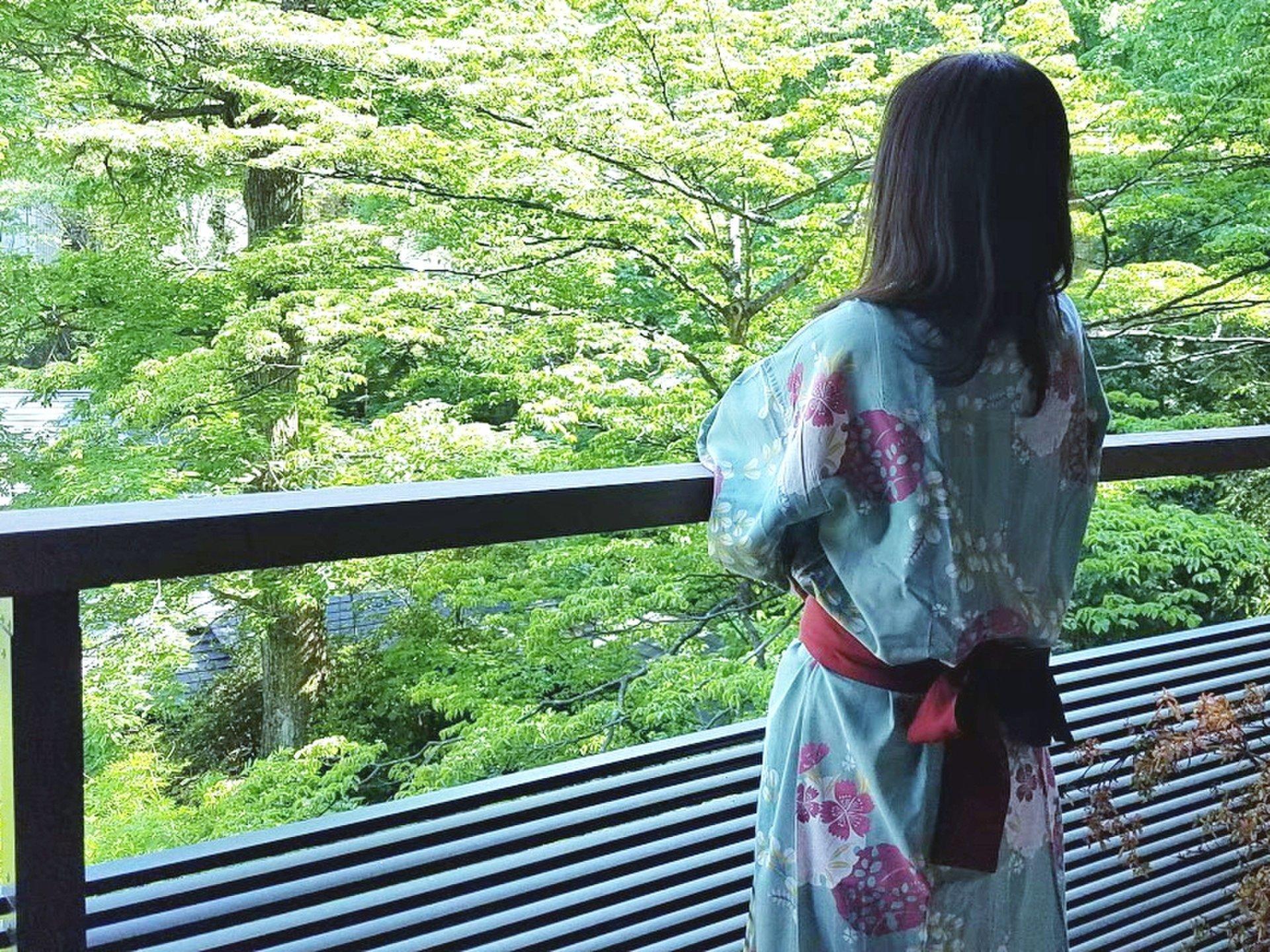 たまにはのんびり現実逃避♪東京からスグ行ける箱根で日々の疲れを癒やしに行こう♡