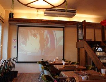 【知る人ぞ知る高円寺のアニメカフェ】原画の展示・限定グッズあり◎ファンは絶対に見逃せない!