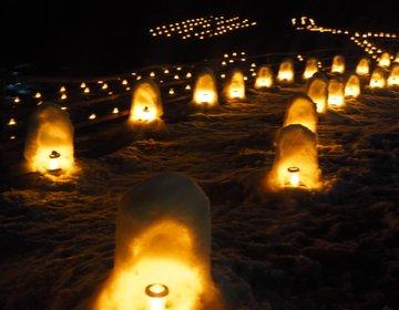 大切な人と見るべき景色!来年の冬こそは栃木県 湯西川かまくら祭りにいくべし!