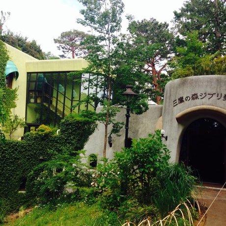 三鷹の森ジブリ美術館(三鷹市立アニメーション美術館)
