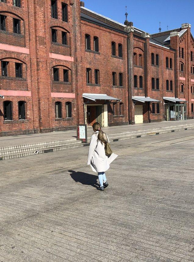 赤レンガ倉庫 幸せの鐘