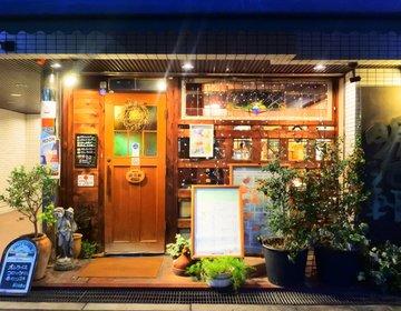 堀江ディナーにおすすめ!老舗洋食屋さんでいただくとろとろの絶品オムライス定食!