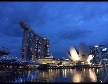 憧れのマリーナベイサンズに泊まるプチセレブ旅行【シンガポール・マリーナベイサンズ・カジノ】