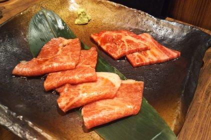炭火焼肉ぶち 赤坂店