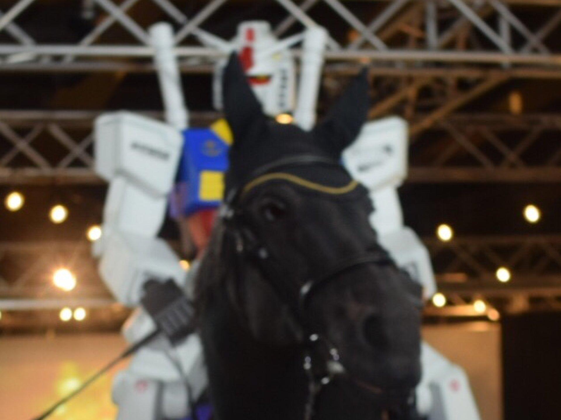 【イベント】アリマ、行きまーす!?有馬記念と機動戦士ガンダムがまさかのコラボだと…?