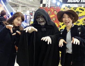 TOKYO COMIC CON2017は一日中楽しめる遊びスポット!東京コミコン