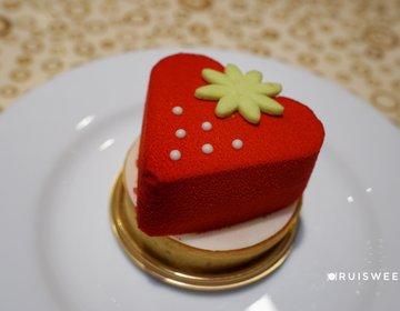 【圧倒的に可愛い】ディズニーオフィシャルホテルの苺スイーツ3品!