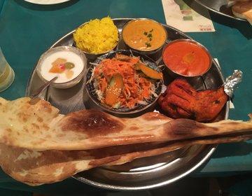 【田町駅徒歩5分】子連れ歓迎!インド料理屋「サイノ」でコスパ◎ディナー