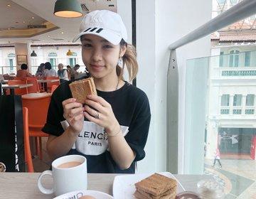 シンガポールおすすめ観光『Bugis(ブギス)』おしゃれ朝カフェ♡