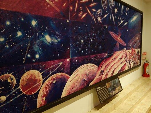 葛飾区郷土と天文の博物館