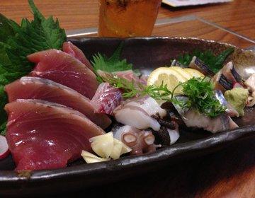 年間10回は高知に行く高知通がオススメする高知駅周辺の絶対美味しい居酒屋!