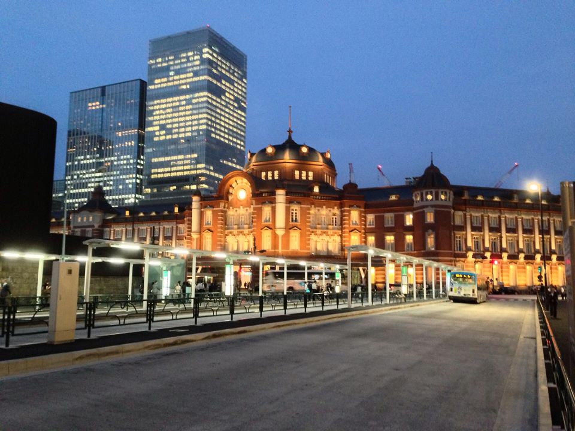 人形町周辺のディナースポットを紹介!締めは夜景のきれいな東京駅へ!【デートにおすすめ】