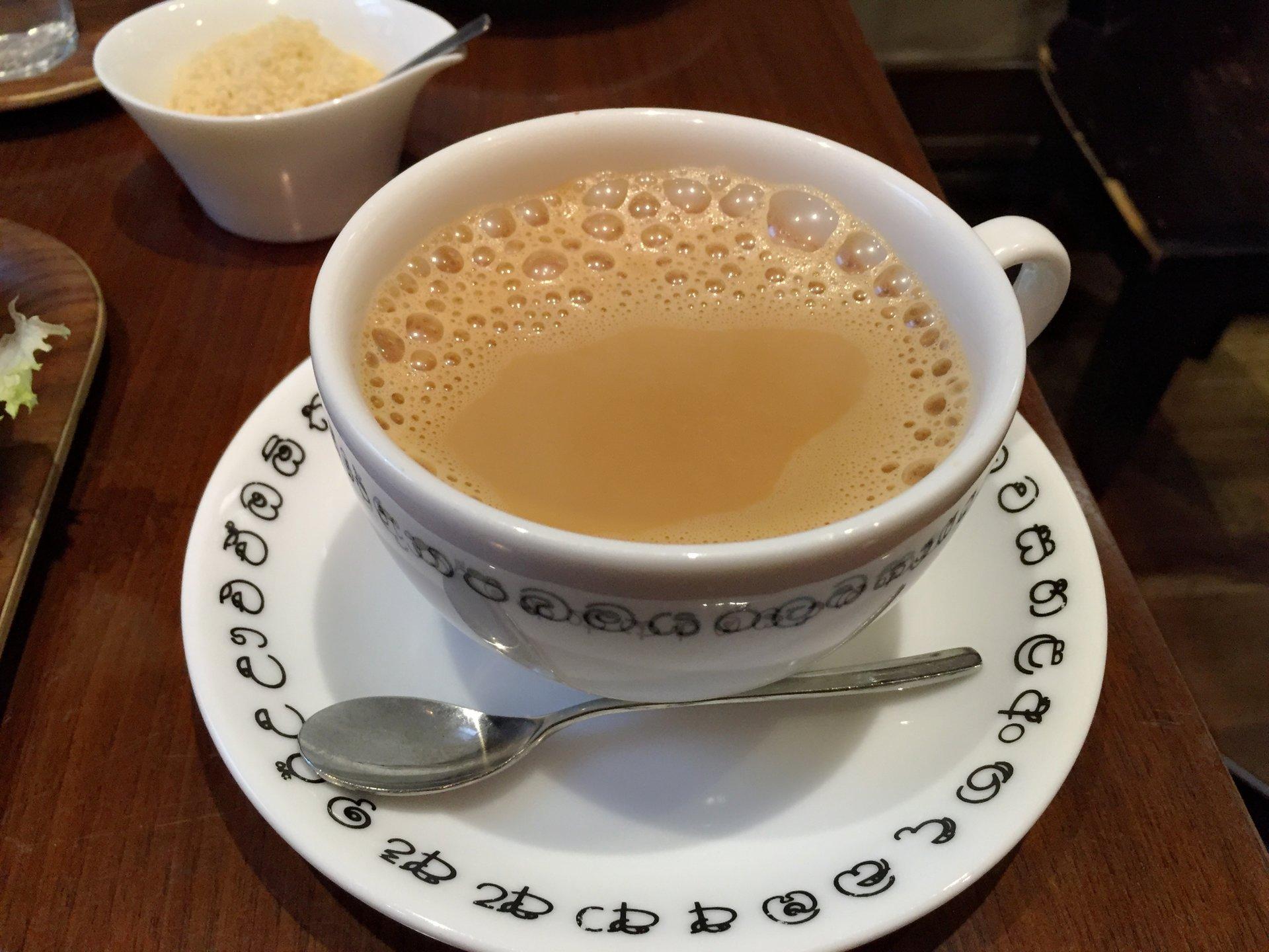【吉祥寺×モーニング】チャイ飲んで優雅な朝を!健康志向の強い学生におすすめ!
