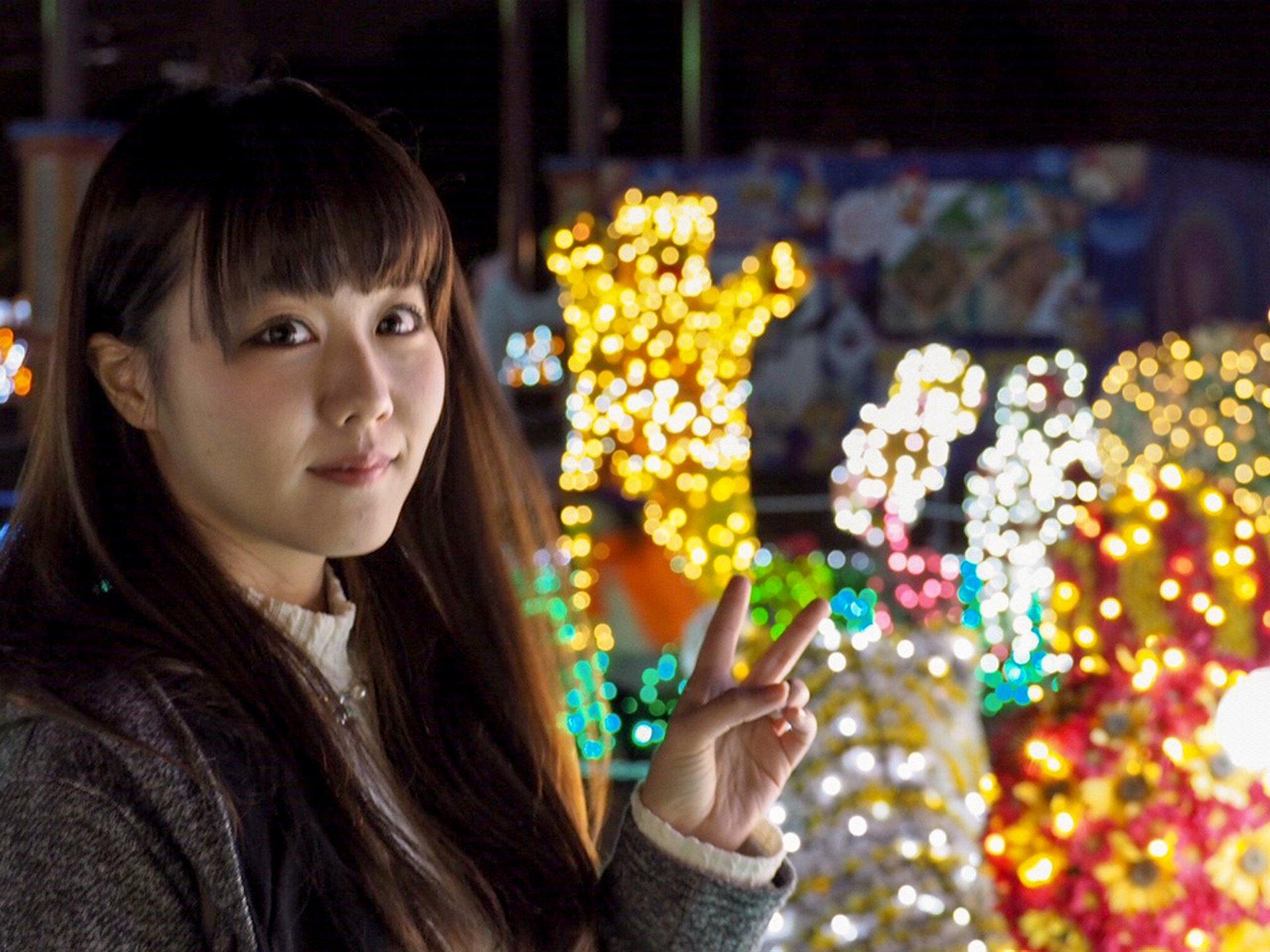 東武動物公園のイルミネーションを侮ってはいけない「埼玉最強デートスポット」