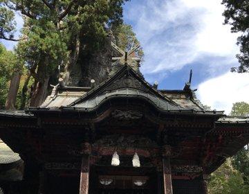 【高崎・日帰り】関東屈指のパワースポット!榛名神社周辺をドライブ♪