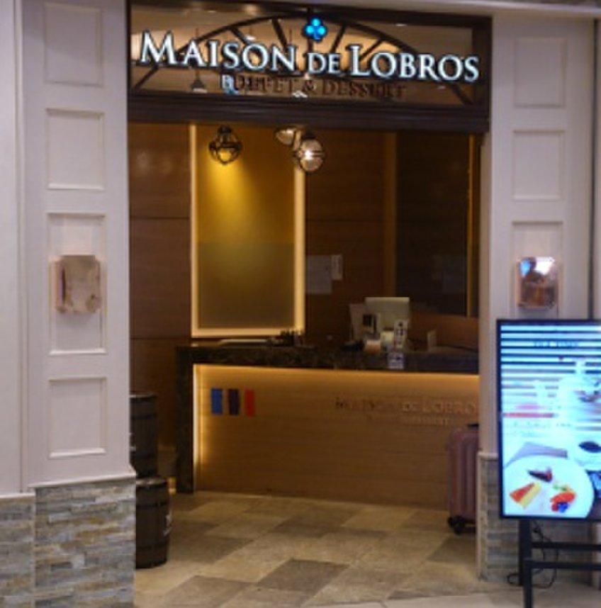 MAISON DE LOBROS