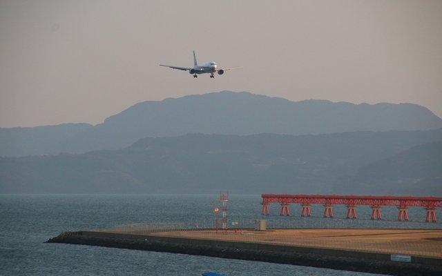 長崎空港 (Nagasaki Airport - NGS/RJFU)