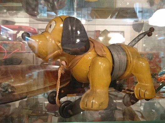 ブリキのおもちゃ博物館