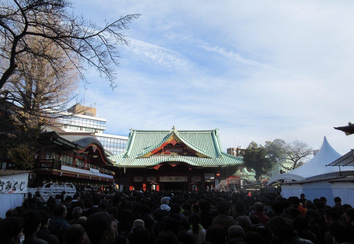 神田明神 (Kanda-Myōjin Shrine)