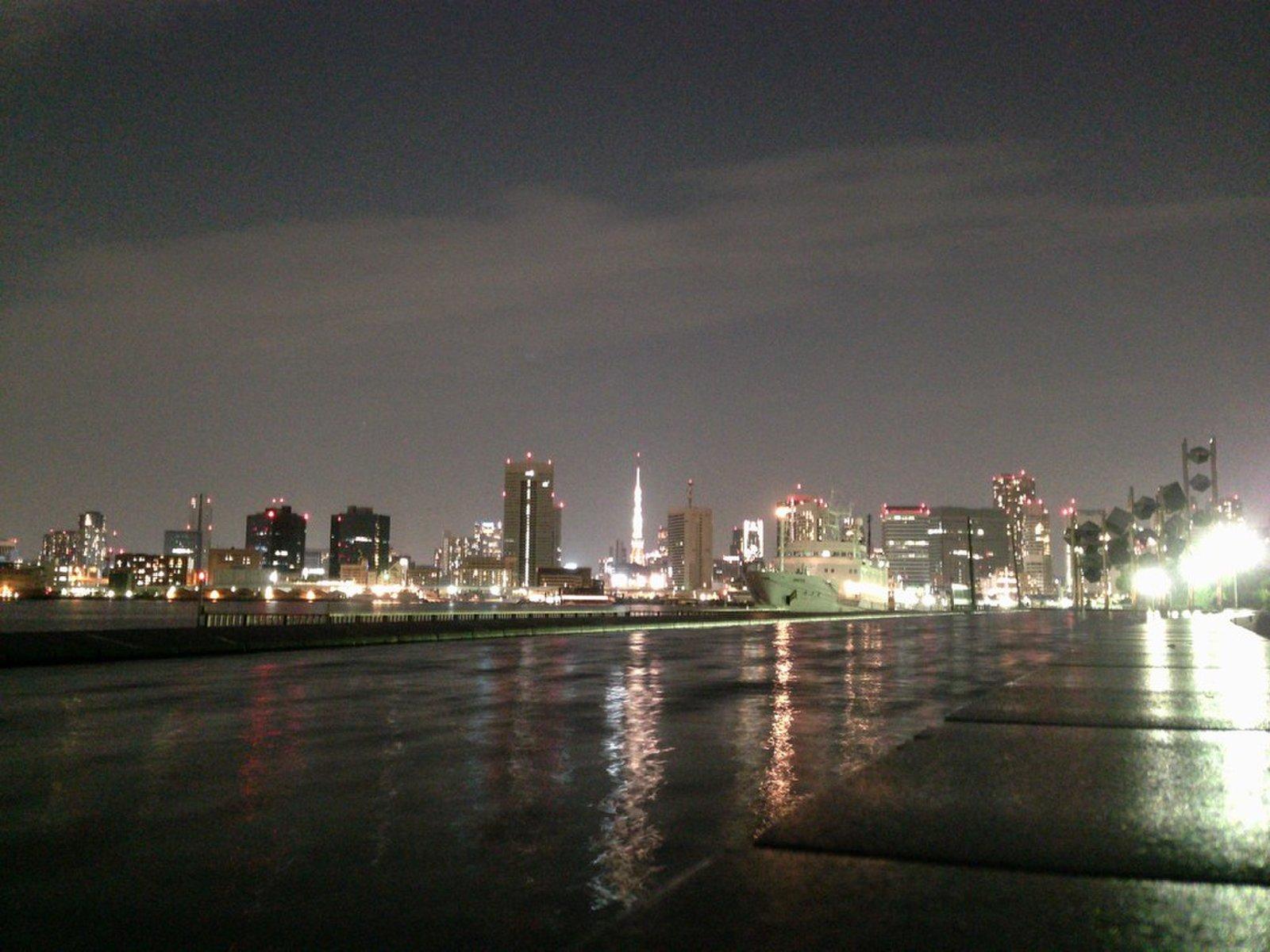 晴海ふ頭公園