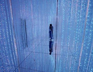 幻想的なデジタルアートを体験レポ!新豊洲「チームラボ プラネッツ TOKYO DMM.com」がスゴい♡
